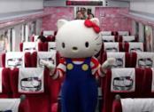 Hello Kitty treno