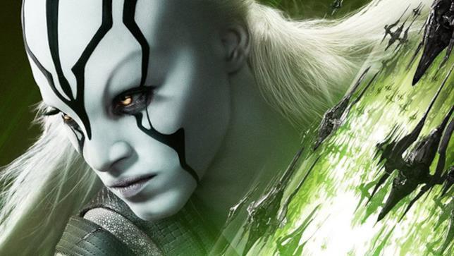 Jaylah in Star Trek Beyond