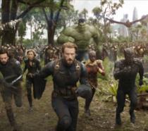 Hulk alla carica nel trailer di Avengers: Infinity War