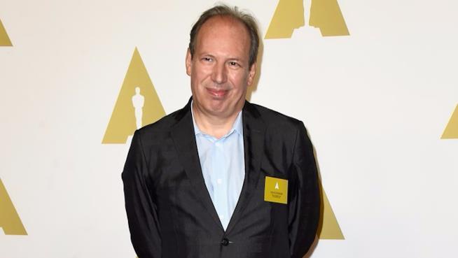 Hans Zimmer alla cerimonia degli Oscar
