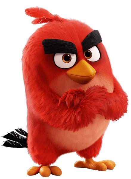 Angry Birds: il personaggio di Red è doppiato da Jason Sudeikis, nella versione originale, e da Maccio Capatonda, in quella italiana