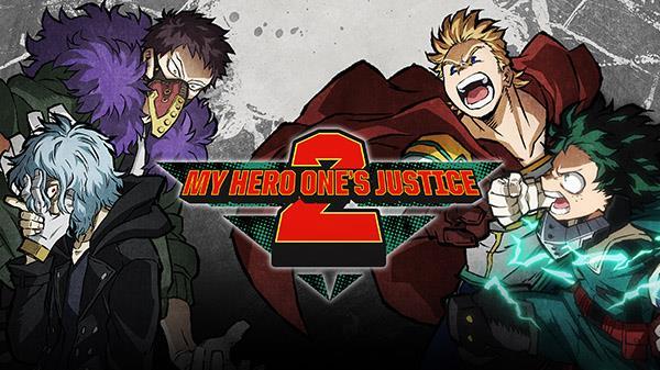 My Hero Academia videogame