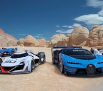 Alcune delle sport car inedite di Gran Turismo Sport