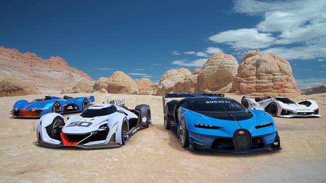 GT Sport: annunciata una demo a tempo limitato