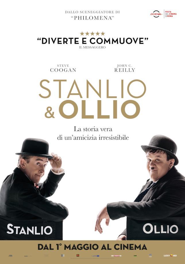 Il poster di Stanlio e Ollio