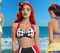 La collezione di costumi da bagno Disney di Hot Topic promette un'estate favolosa