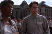 Le ali della libertà: Morgan Freeman e Tim Robbins