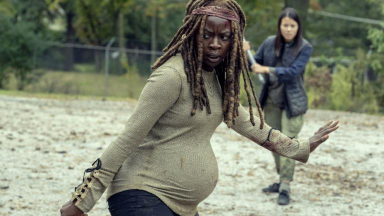 The Walking Dead 9x14: dietro le quinte dell'episodio Cicatrici