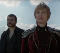 Lena Headey e Pilou Asbæk sono Cersei ed Euron Greyjoy