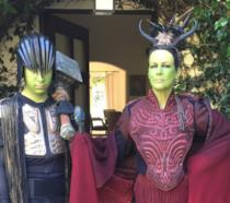 Jamie Lee Curtis alla prima di Warcraft