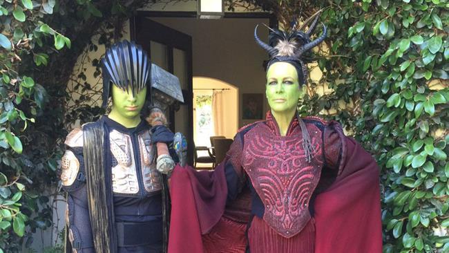Jamie Lee Curtis alla prima di Warcraft