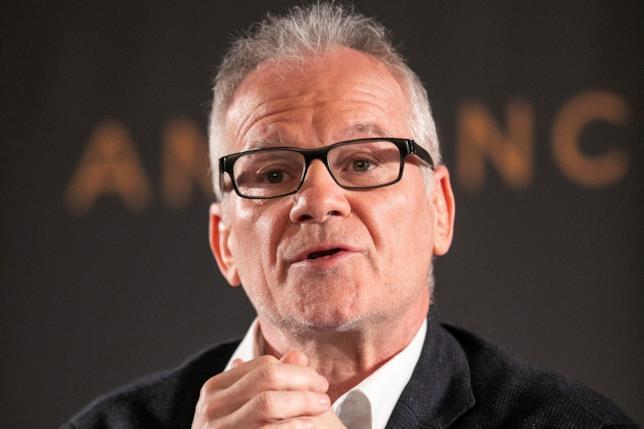 Il diretto artistico del Festival Thierry Frémaux