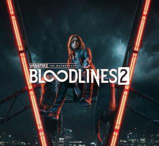Vampire the Masquerade - Bloodlines 2 cover