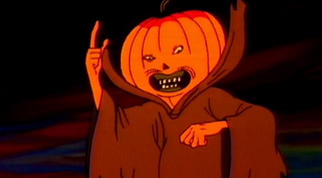 L'episodio di Halloween di The Real Ghostbusters