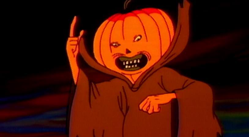 L'episodio di Halloween di The Real Ghostbusters