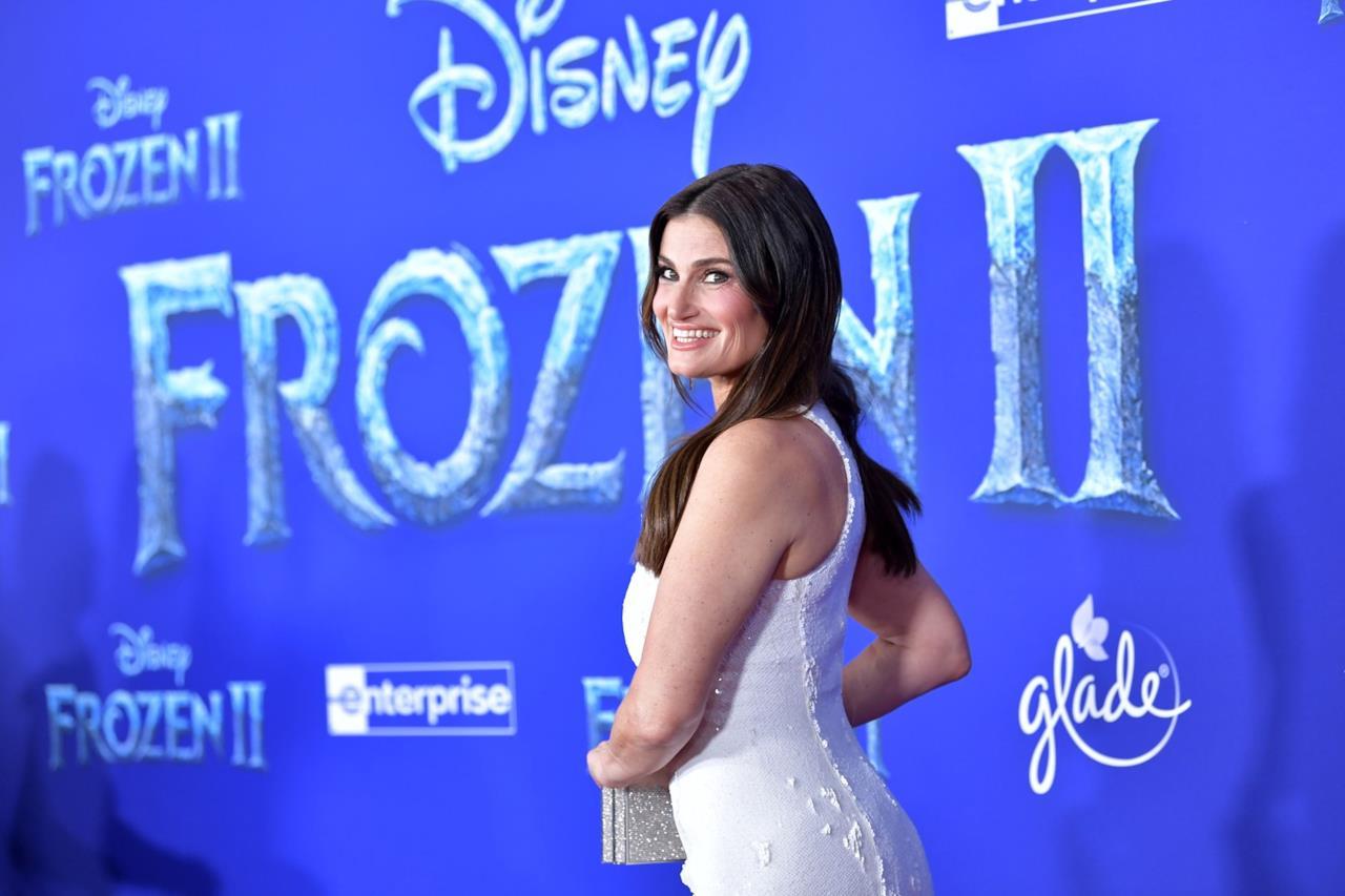 Frozen 2, Idina Menzel è la voce di Elsa