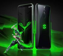 Immagine stampa del nuovo Black Shark Helo di Xiaomi