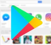L'icona del Google Play Store