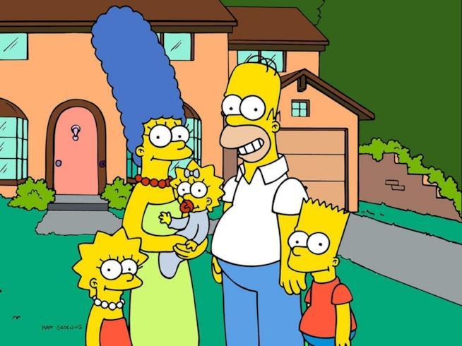 La famiglia Simpson: Homer, Marge e i loro figli