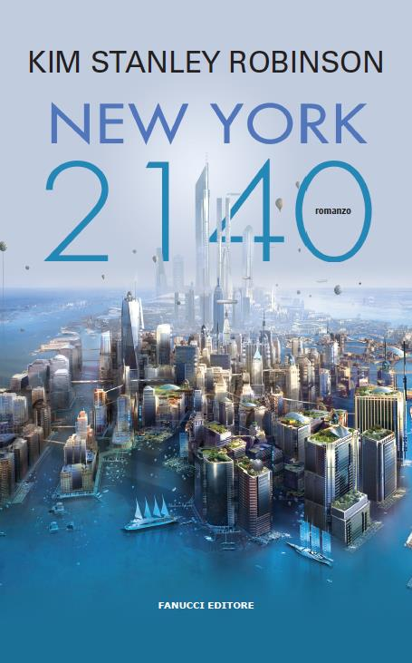 La cover di New York 2140