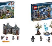 I nuovi set LEGO Expecto Patronum e La Capanna di Hagrid