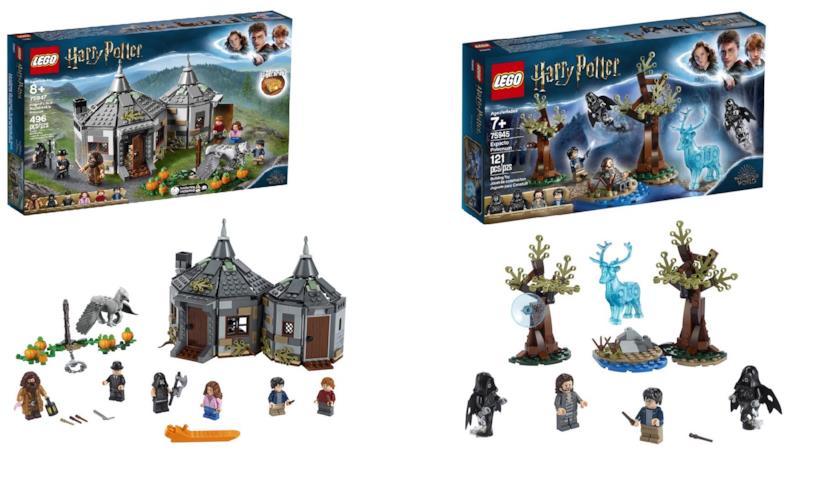 Calendario Dellavvento Harry Potter 2019.Harry Potter Arrivano I Set Lego Expecto Patronum E La