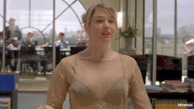 L'outfit discutibile ma sexy di Bridget Jones