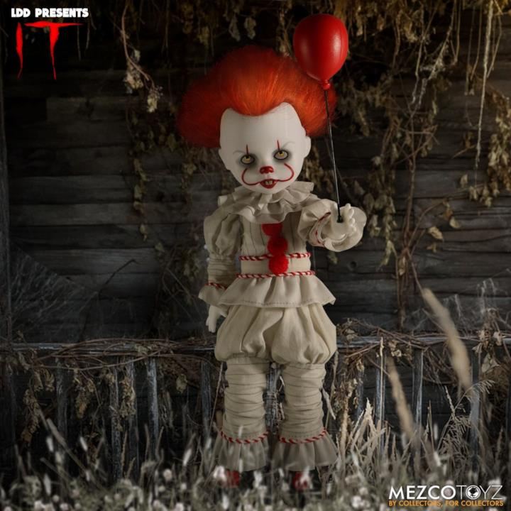 La Living Doll di Pennywise