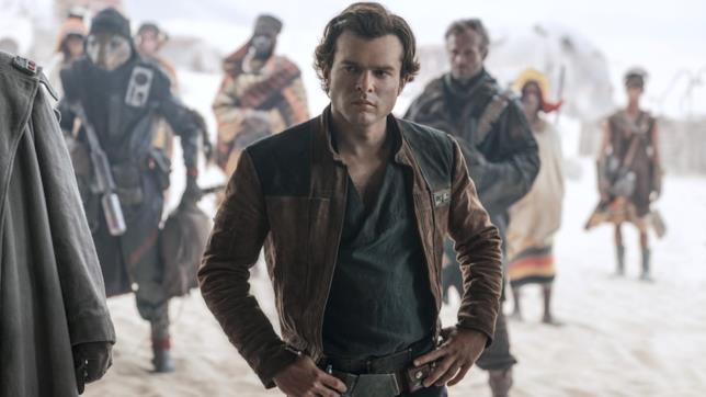 Alden Ehrenreich saprà fare meglio di Harrison Ford nei panni di Han?