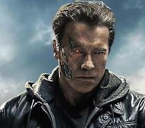 Arnold Scwarzenegger in Terminator Genisys