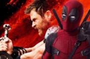 Deadpool vs Thor, supereroi e humor