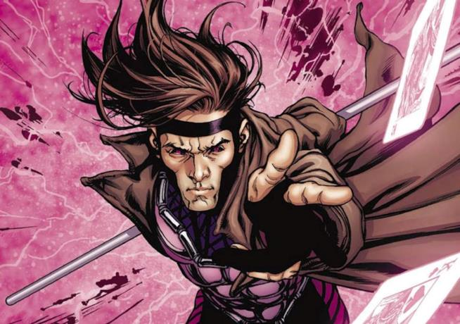 Gambit nei fumetti Marvel Comics