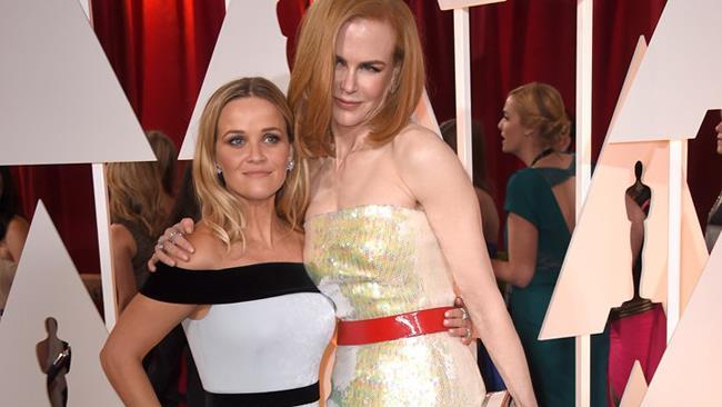 Reese Witherspoon e Nicole Kidman agli Oscar