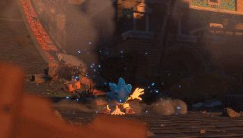 Una GIF di Sonic Forces
