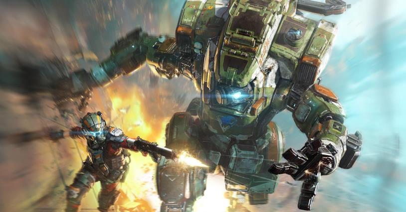 I Titani arrivano anche su PS4 con Titanfall 2