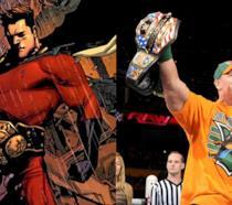 John Cena e Superior