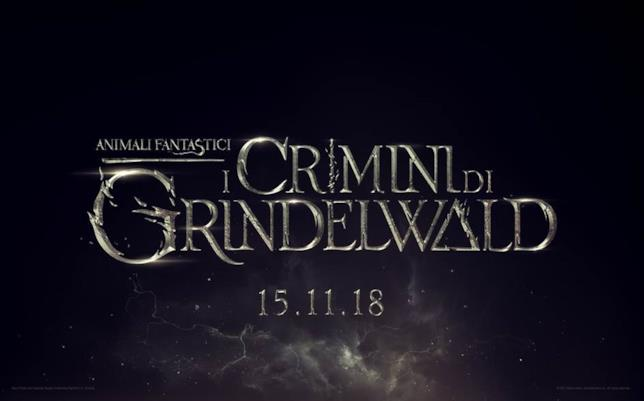 Animali Fantastici: I Crimini di Grindelwald, nei cinema dal 15 novembre 2018
