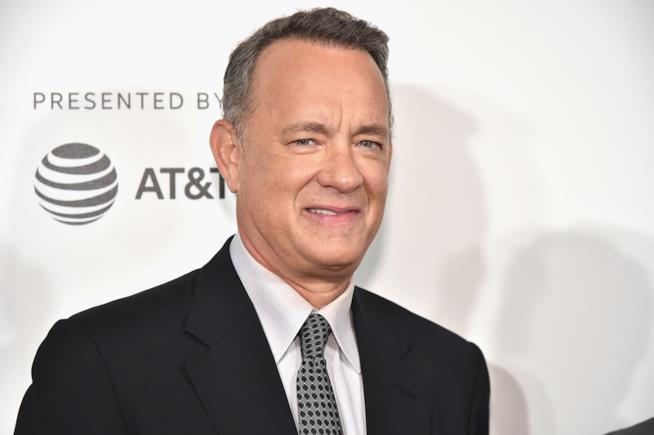 Il 61enne Tom Hanks