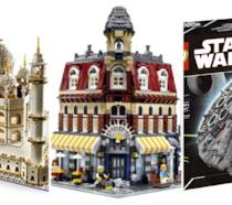 I set di mattoncini LEGO più costosi del mondo