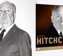 Alfred Hitchcock: una Vinyl Edition dedicata al maestro del brivido