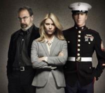 Il cast del telefilm Homeland