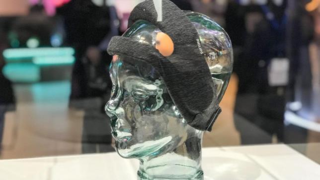 La Philips Smartsleep esposta in fiera