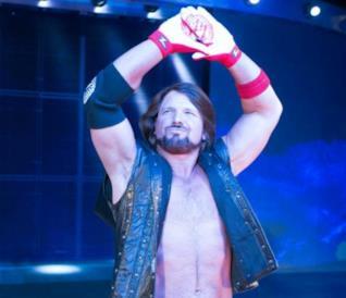 Il wrestler A.J. Styles