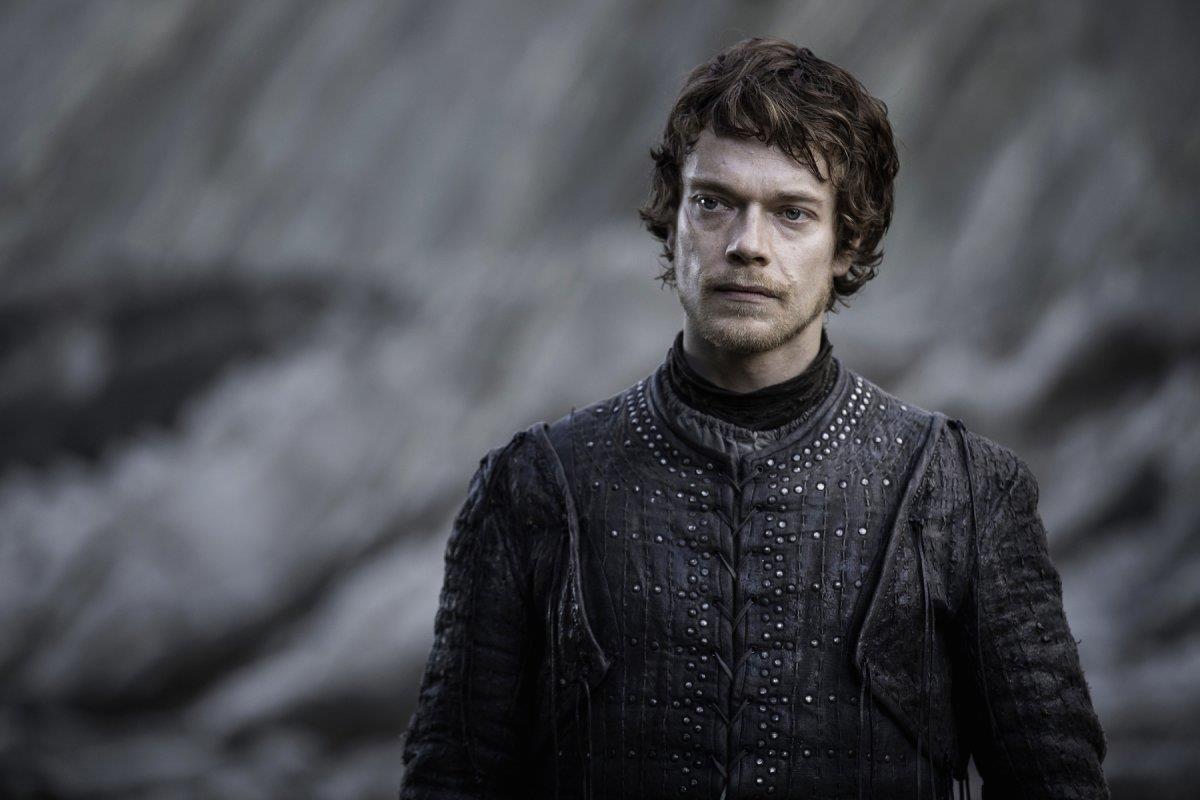 Theon Greyjoy nel finale di GoT 7