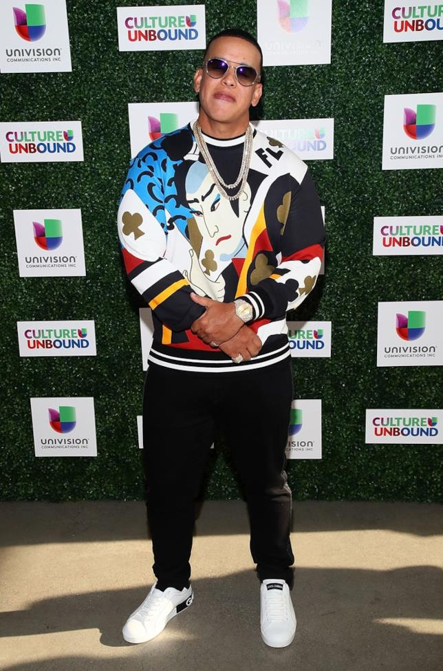 Daddy Yankee Univision Upfront