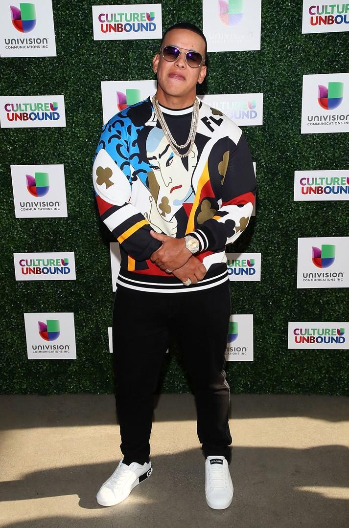 Daddy Yankee Univision Upfront