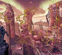 Immagine tratta da Oblivion Song, nuovo fumetto di Robert Kirkman