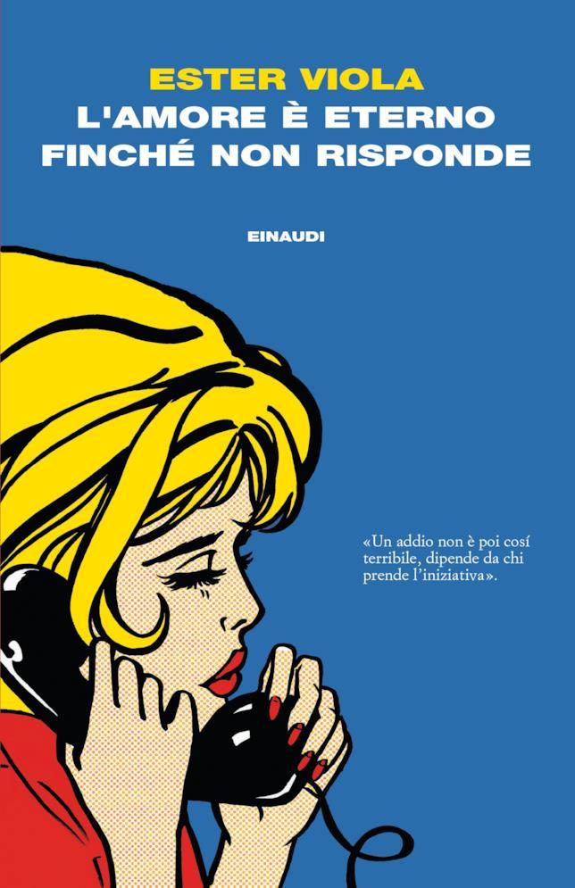 La copertina del romanzo d'esordio di Ester Viola