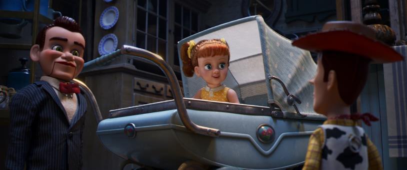 La bambola d'epoca Gaby Gaby