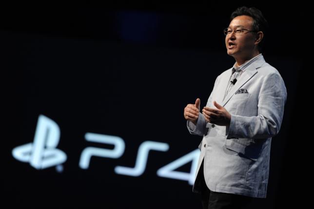 Shuhei Yoshida all'E3